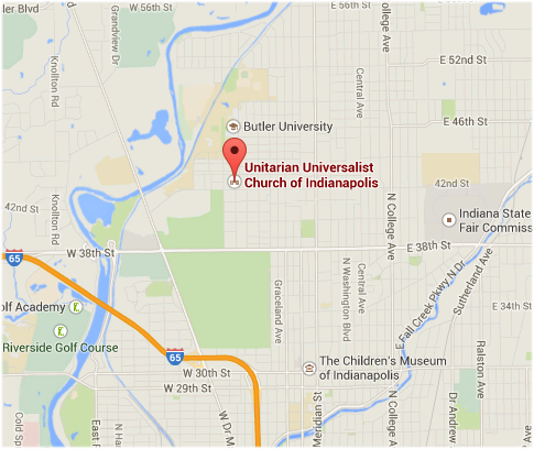 Location of UUI